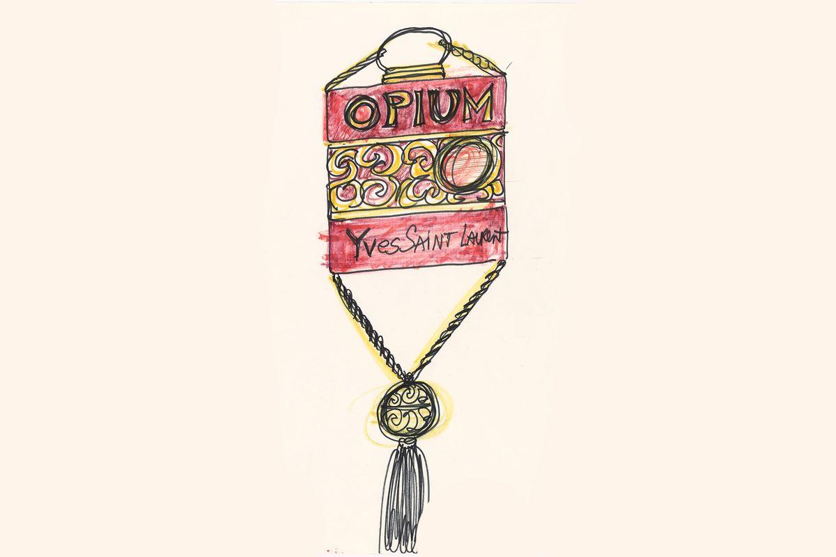 OpiumHistoire Scandaleux D'un Et Parfum Succès hrsdtQC